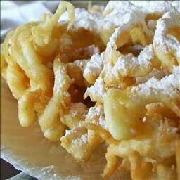 Bisquick Funnel Cake Recipe