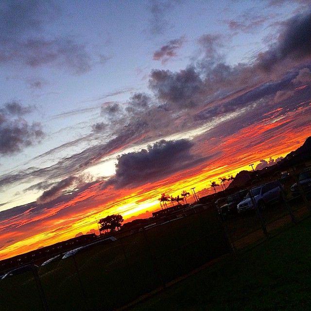 Our ALWAYS beautiful sunrises ♥