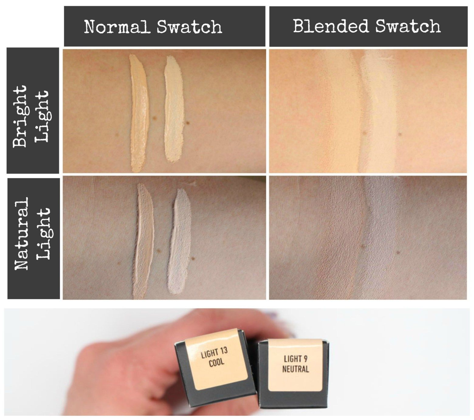 REVIEW + SWATCHES: NEW Kat Von D Lock-It Concealer Crème & Setting ...