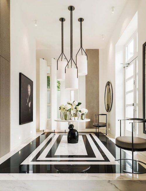 In This Knightsbridge Apartment We Used A Light And Neutral Palette The Living Area Mixing Earthy Tones With Metallics To Soften Warm