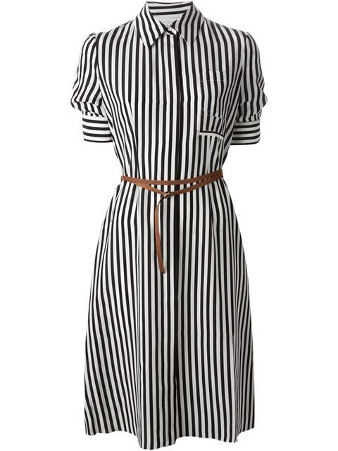 Einkaufen Altuzarra belted striped shirt dress in Apropos The Concept Store from the world's best independent boutiques at farfetch.com. Over 1500 brands from 300 boutiques in one website.