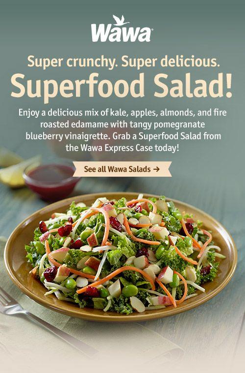 Healthy Food Options At Wawa