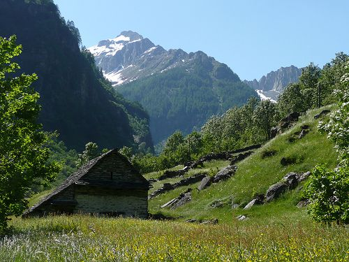 Val Redòrta (Sonogno), Ticino