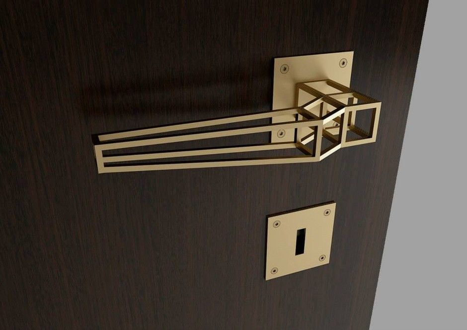 studioforma associated architects : outline door handle   Interior ...