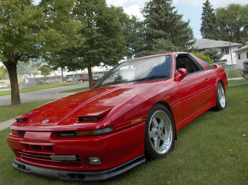 91 supra | Supra Gallery | Pinterest | Toyota supra, Toyota and ...