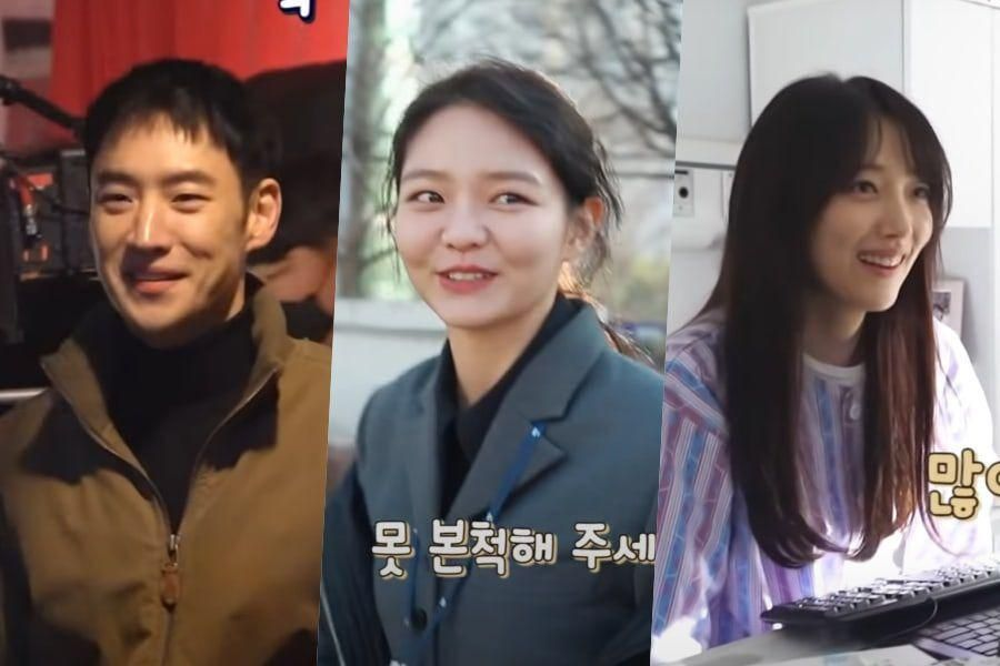 "Watch: Lee Je Hoon, Esom, And Pyo Ye Jin Are Sweet And Considerate To The Staff And Cast On Set Of ""Taxi Driver"""