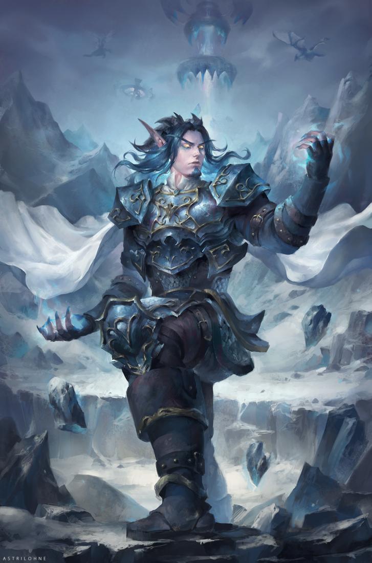 ღFor the Allianceღ Warcraft art, Warcraft characters