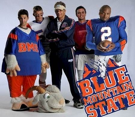 What The Characters Of Blue Mountain State Can Teach Us About College Blue Mountain State Blue Character