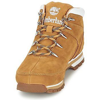 277b9df7 Esta bota para hombre Euro Sprint Hiker diseñada por la marca Timberland  tiene mucho estilo.