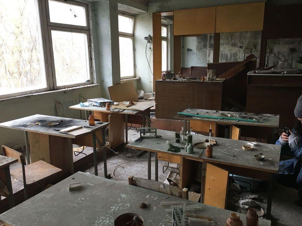 مدينة الاشباح مونتانا الولايات المتحدة الأمريكية Chernobyl One Day Tour Day Tours