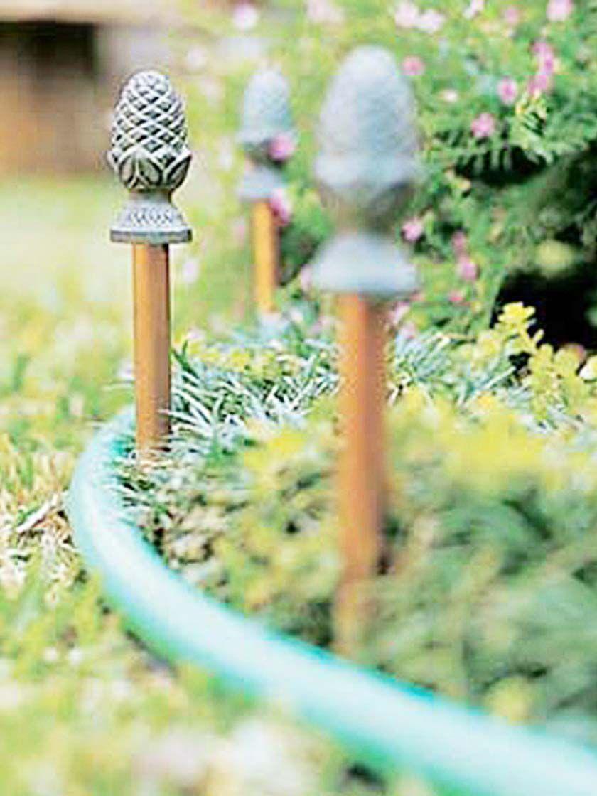 Soaker Hoses Installation In Your Vegetable Garden in 2020 ...