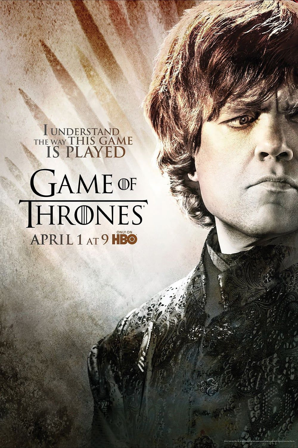 Game Of Thrones Poster High Quality Hd Printable Wallpapers Season Tyrion Game Of Thrones Tyrion Hbo Tyrion