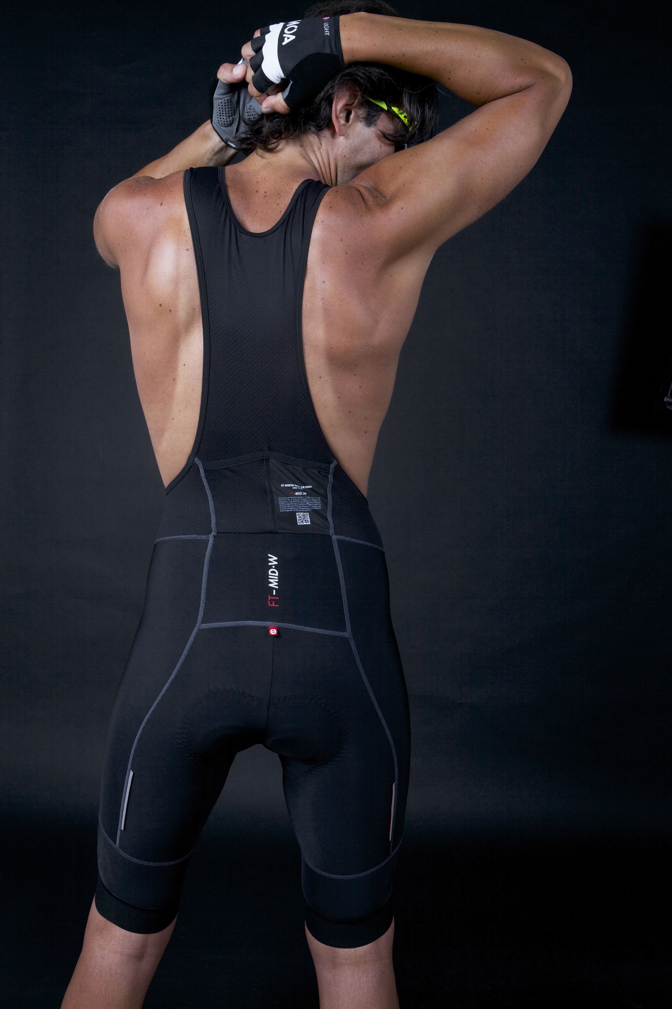 Nasco, winter bib short