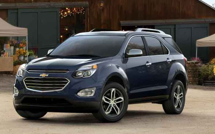 Chevy Equinox Can t decide between this or the Ford Escape Steven
