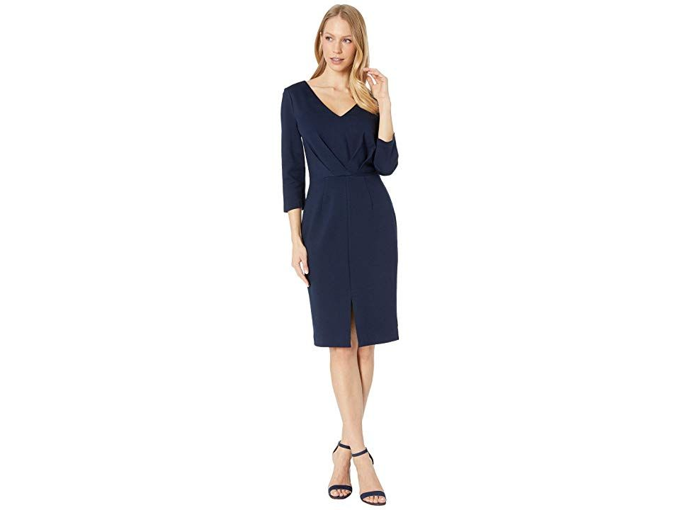 Photo of Trina Turk Sable Dress Women's Dress Indigo