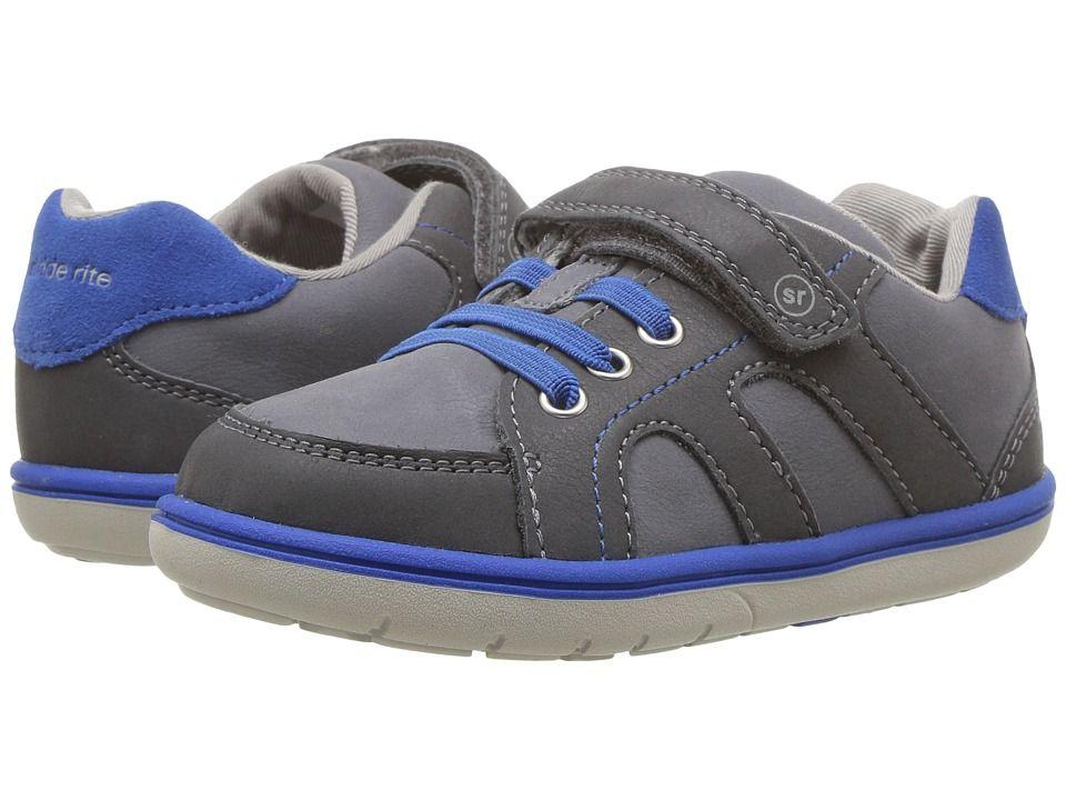 Stride Rite Srtech Noe Toddler Little Kid Boys Shoes Grey Blue Boy Shoes Baby Shoes Blue Grey