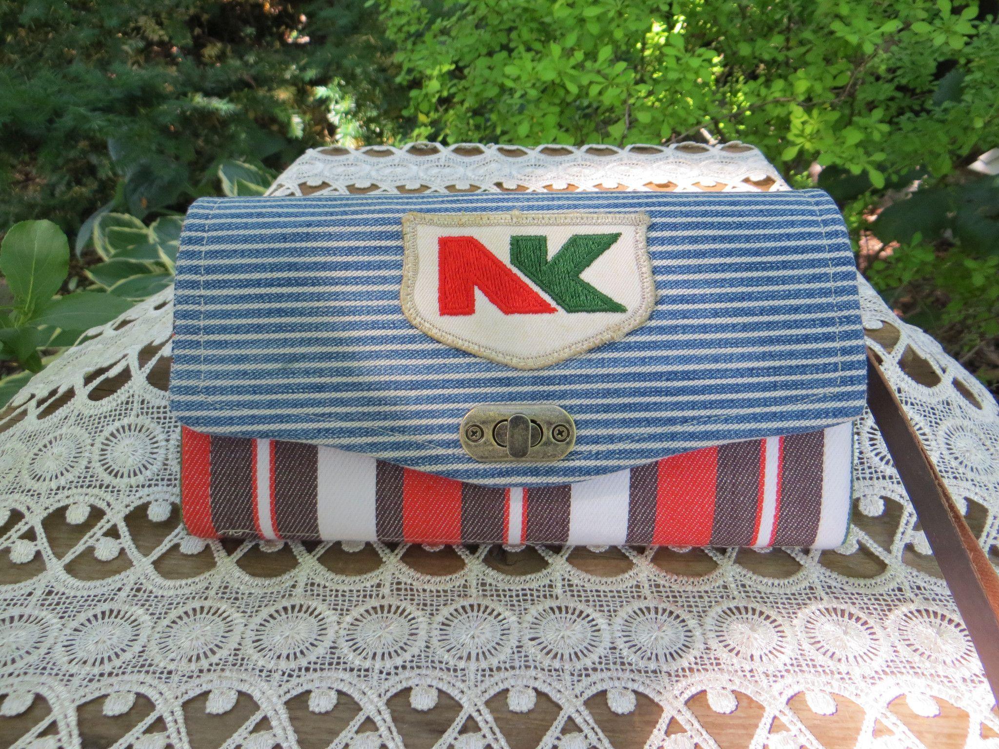 Wallet - Northrup King Vintage Patch