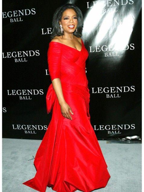 Oprah Winfrey, African American Style Icon