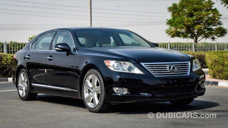 Lexus Ls 460 L For Sale Aed 79 000 Black 2010 Lexus Ls 460 Lexus Ls Lexus