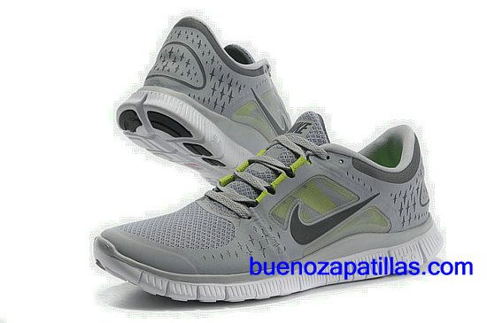 Pin on Hombre Nike Free Run 3 Zapatillas