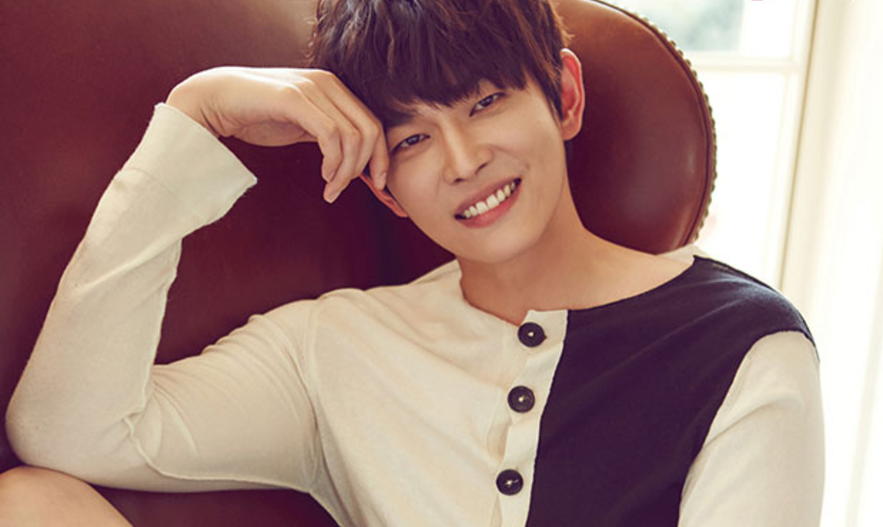 Yoon Kyun Sang Reveals How He Feels About His First Leading Role In A Drama via @soompi