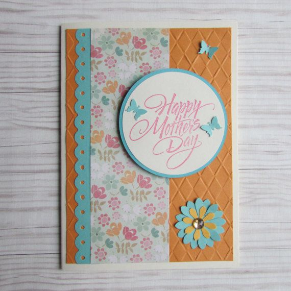 Mother's Day card-Greeting cardsfloral cardsspring by HabitatHaven
