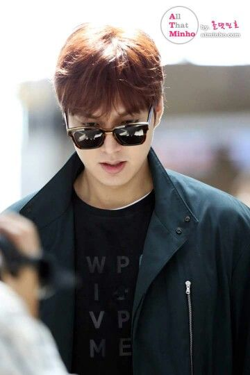 (Part 27) In 17-09-2015 Lee Min Ho go to Airport depart for Rome,Italy.
