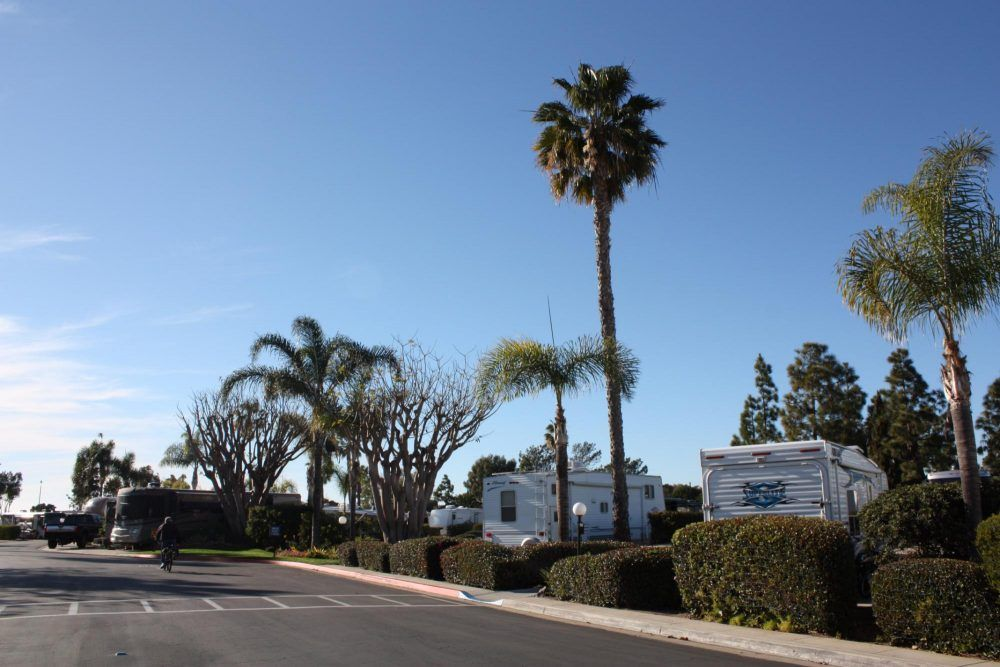 10 RV Parks In The Southwest That Snowbirds Love Chula
