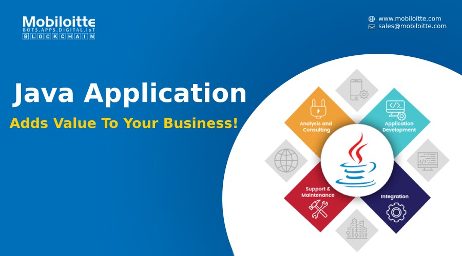 Can We Develop Web Application Using Java