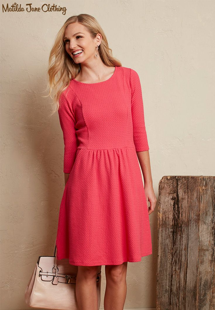 Friends Forever, Fall 2015 Virginia Dress Matilda jane