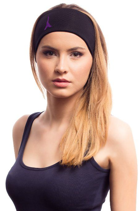 Amazon.com  Headbands for Women by French Fitness Revolution - Multi Style  Athletic Headwear for Sports d762c3df854f