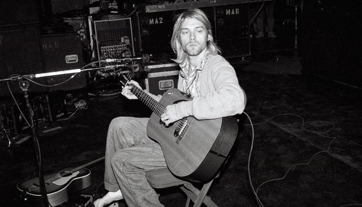 Kurt Cobain, 20 Years Later: Photographer Kevin Mazur Remembers – Rolling Stone