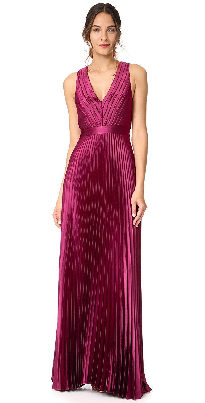 Zac Posen ZAC Zac Posen Arlyn Gown   SHOPBOP   Glamorous Fashion ...