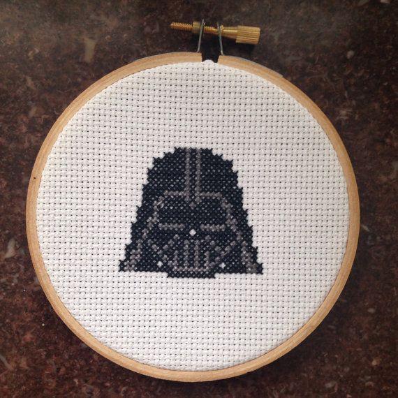 Star Wars, Darth Vader minuscule point de croix