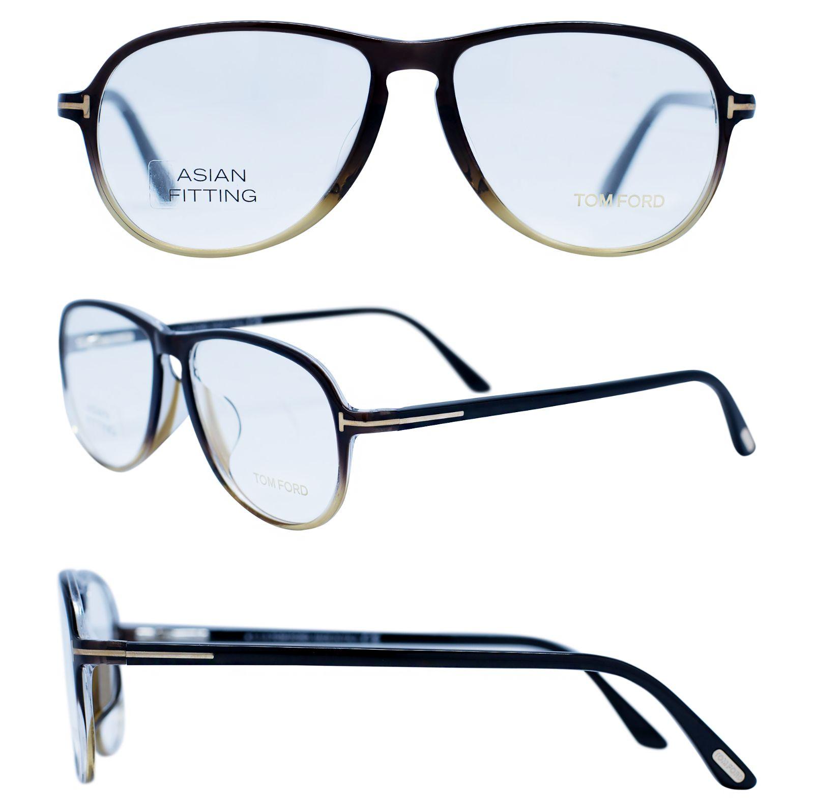 Fashion Eyewear Clear Glasses 179240: Tom Ford Frame Ft5380 -F 005 ...
