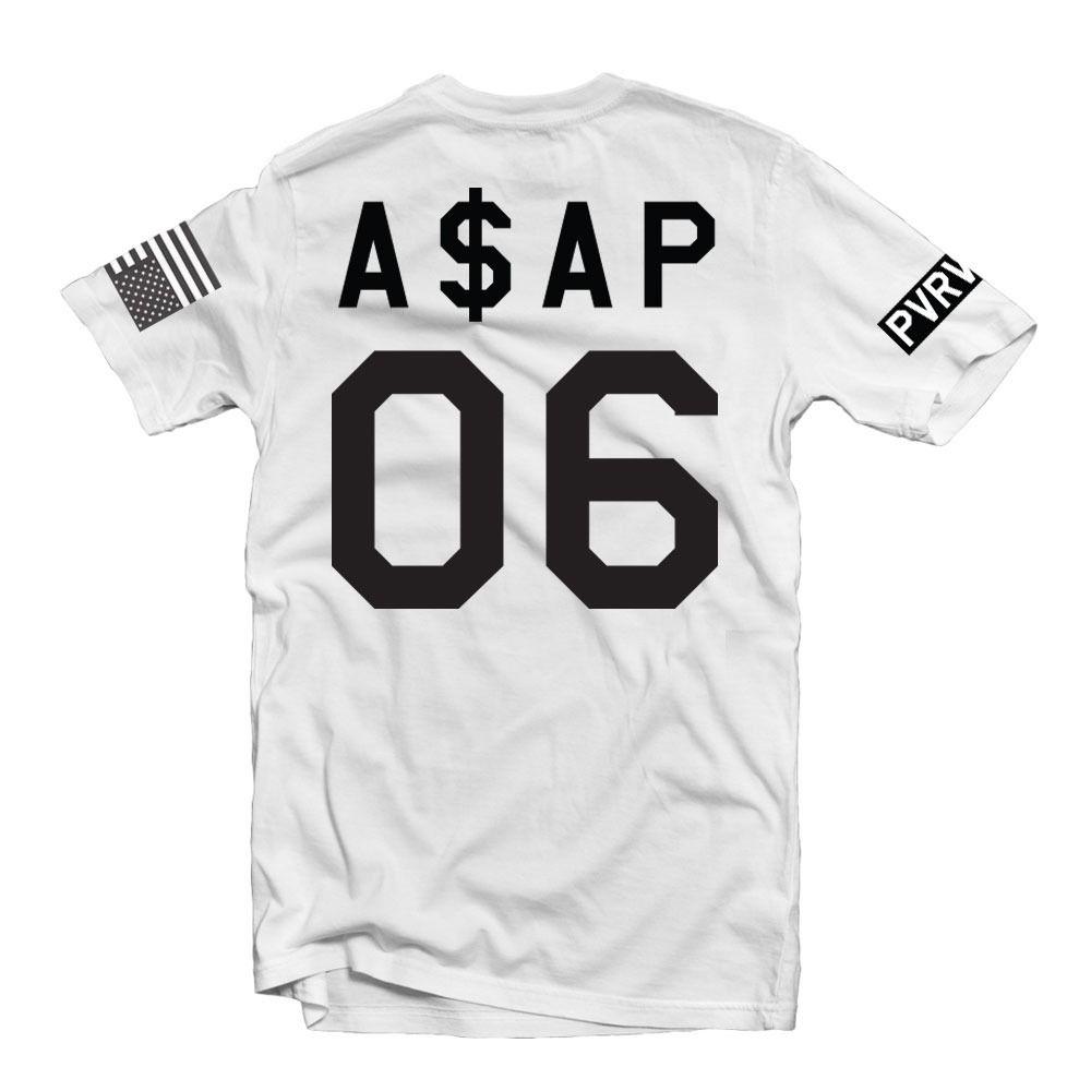 38ef4041 T Shirt Asap Rocky 06 - DREAMWORKS