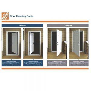 Left-Hand-Outswing-Exterior-Door. Left Hand Outswing Exterior Door