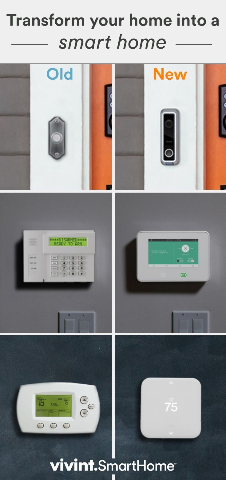 make your home a smart home with vivint smarthome security upgrade