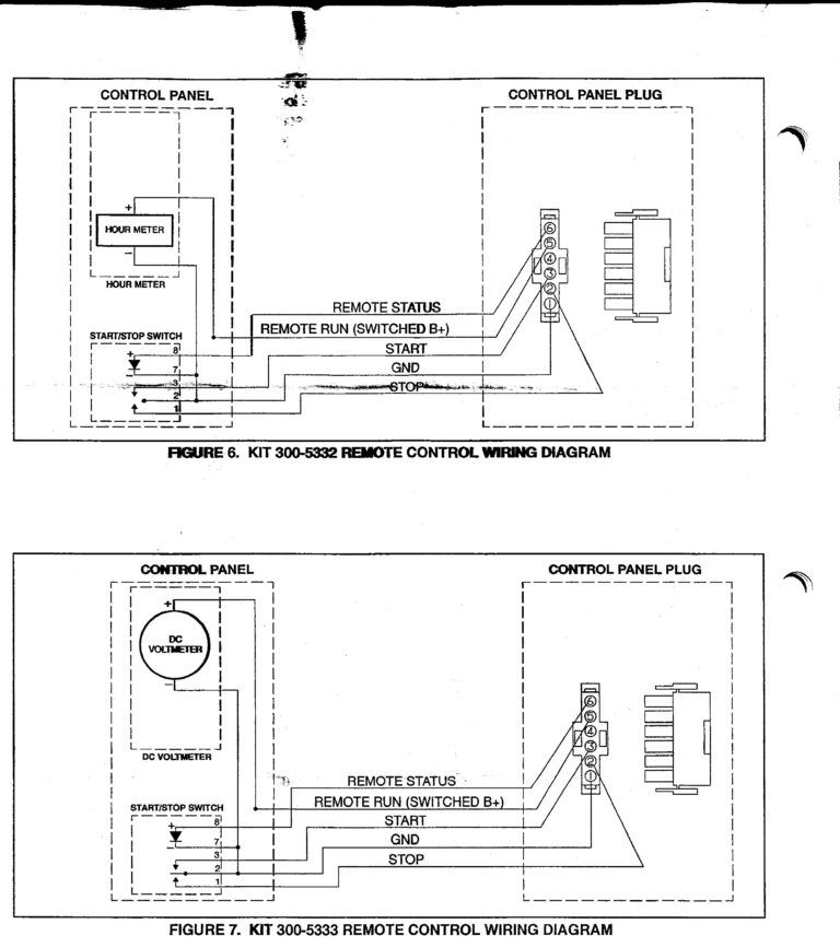 Onan Generator Wiring Diagram Diagram Auto Start Wire