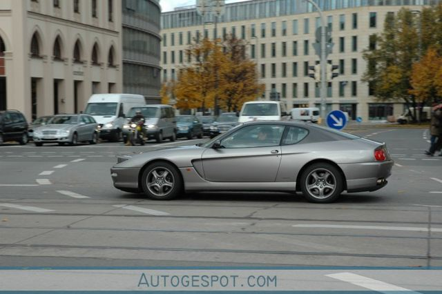 2002 Ferrari 456m Gt Scaglietti Gt Cars The Ferrari