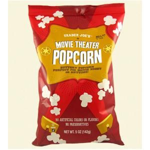 The Ultimate Trader Joe S Snack List Movie Theater Popcorn Trader Joes Food Trader Joes