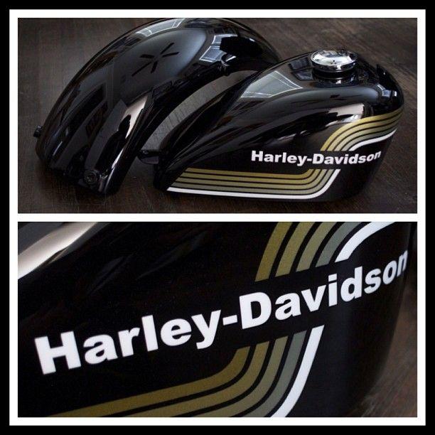 Harley Davidson Amf