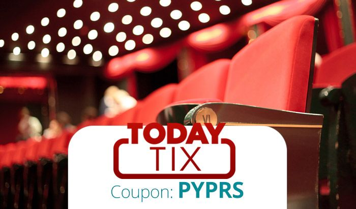 Use TodayTix Promo Code SVQYO for $10 off tickets! | Free ...