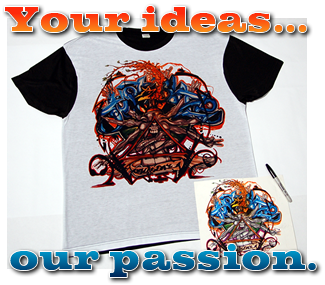 Photo of #artists #photographers Get ur #art on #apparel and make some #money!