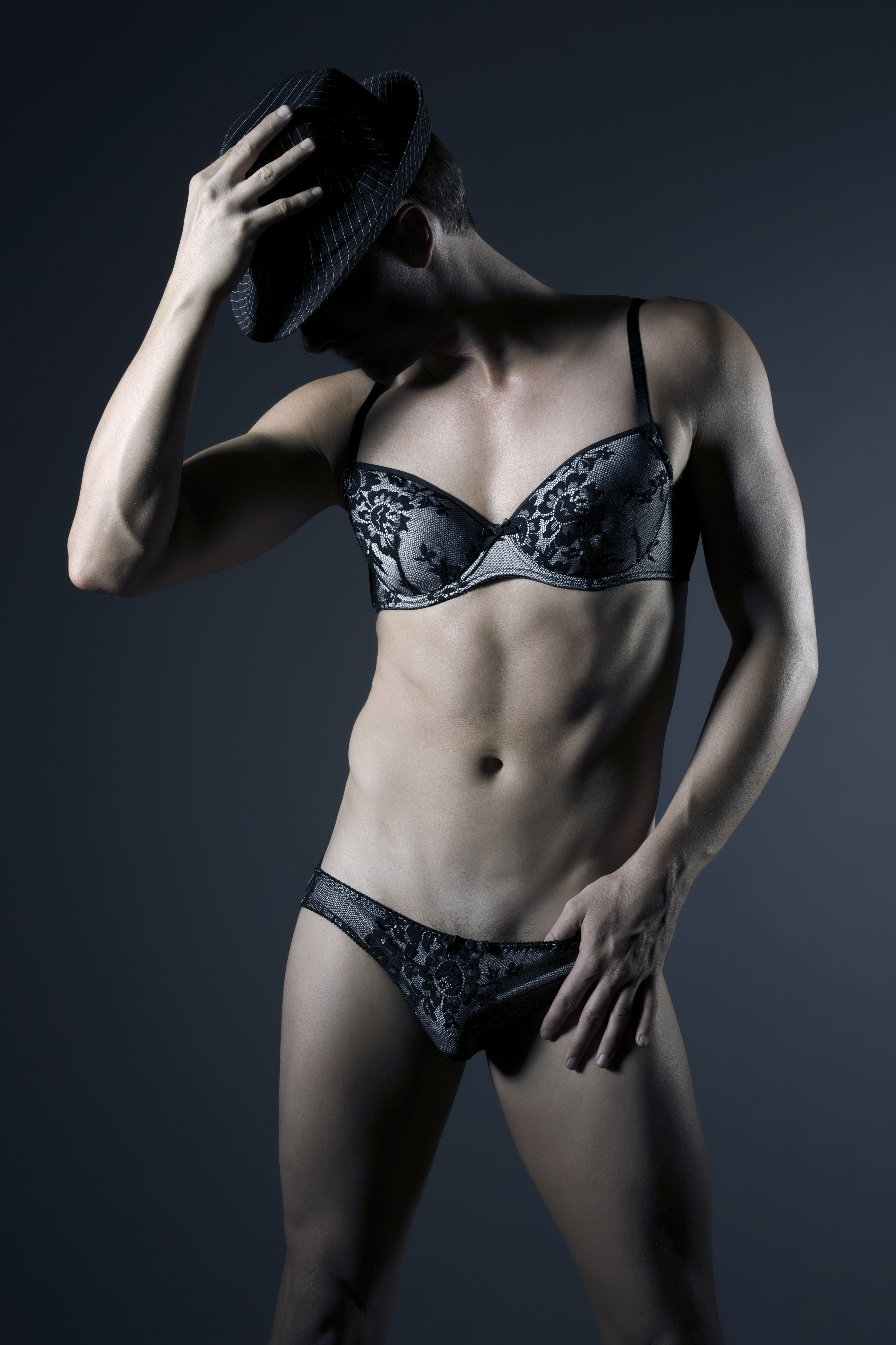 China Doll Bra and Panty for Guys. www.hommemystere.com store ... 812c4f4b7