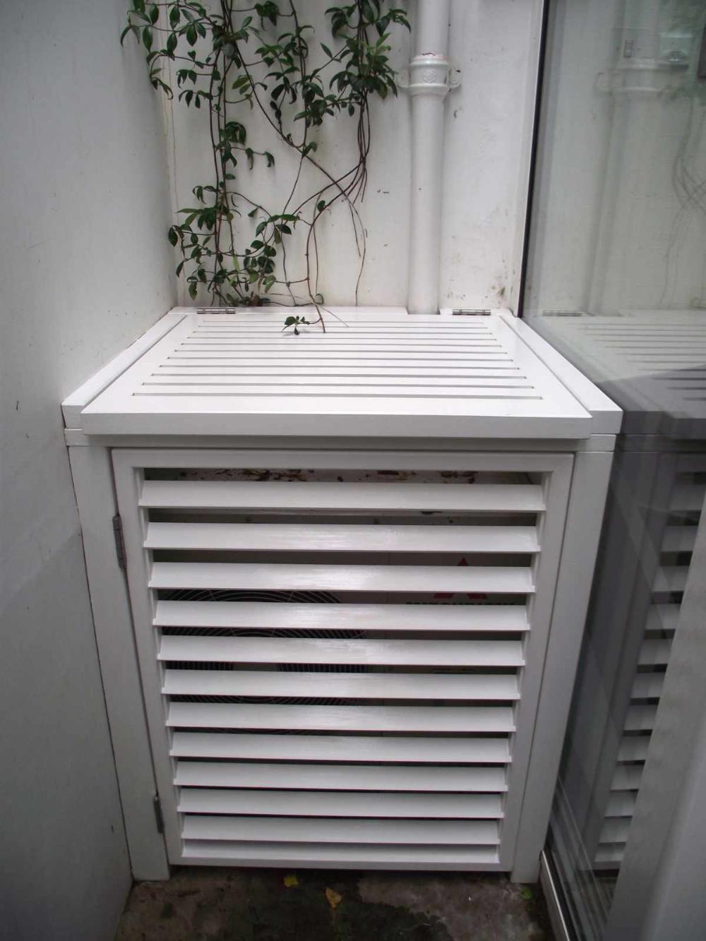 Air Conditioning Covers Essex UK The Garden Trellis