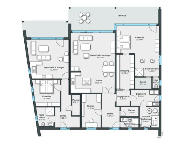 une maison interg n rationnelle ossature bois est sortie de terre en allemagne tout y est. Black Bedroom Furniture Sets. Home Design Ideas