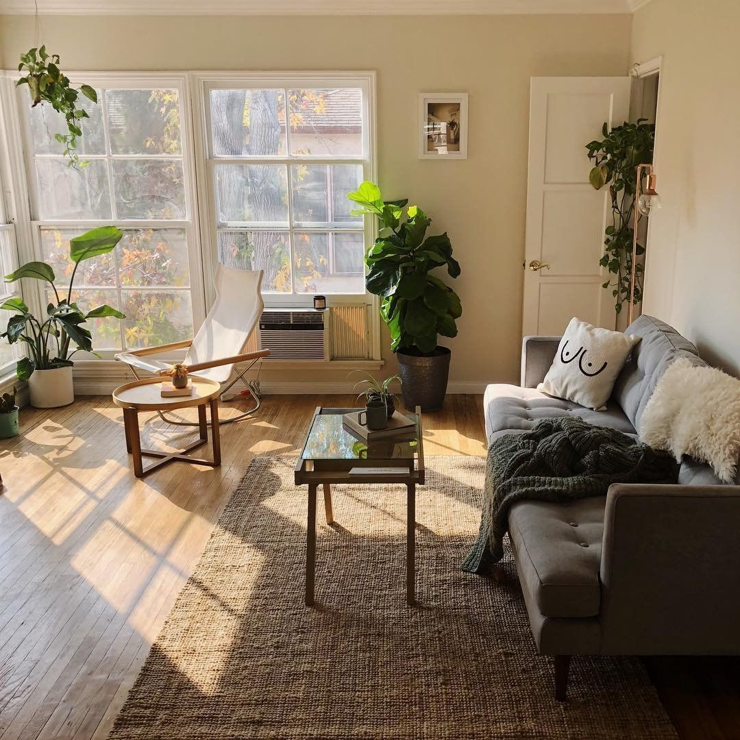 Window ideas living room  neutral window design for living rooms with grays and soft blues
