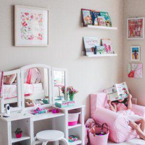 Madeline Play Vanity In 2020 Pottery Barn Kids Girl