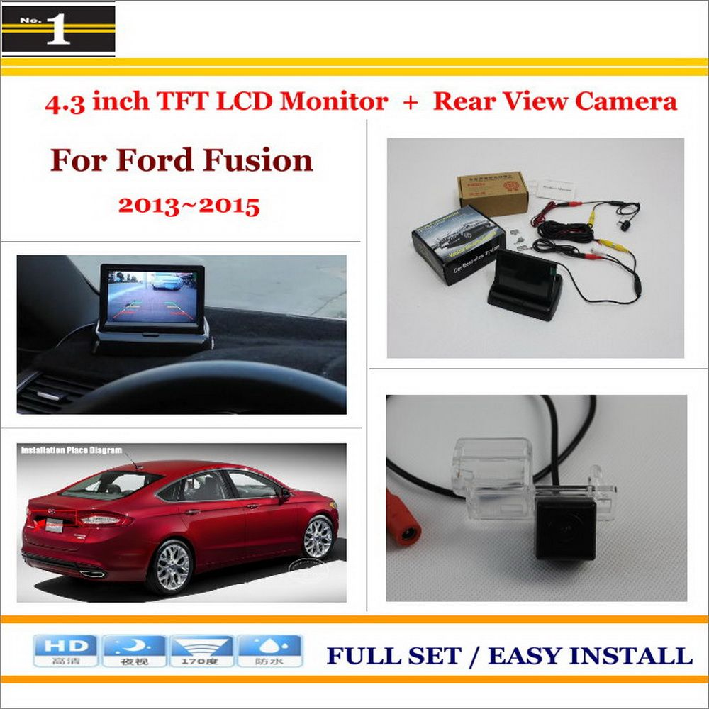 tft backup camera wiring diagram in car 4 3 color lcd monitor car rear back up camera  [ 1000 x 1000 Pixel ]